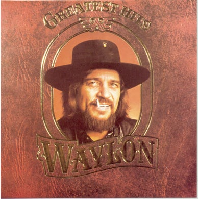 Waylon Jennings GREATEST HITS CD
