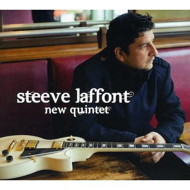 Steeve Laffont NEW QUINTET CD
