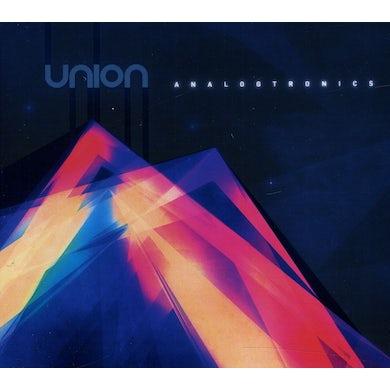 Union ANALOGTRONICS CD