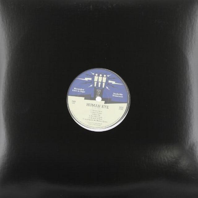 Human Eye THIRD MAN LIVE 09-23-2011 Vinyl Record