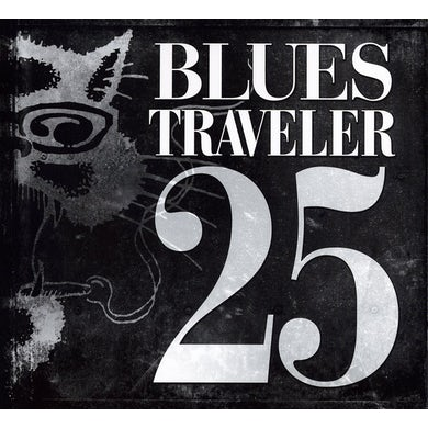 Blues Traveler 25 CD