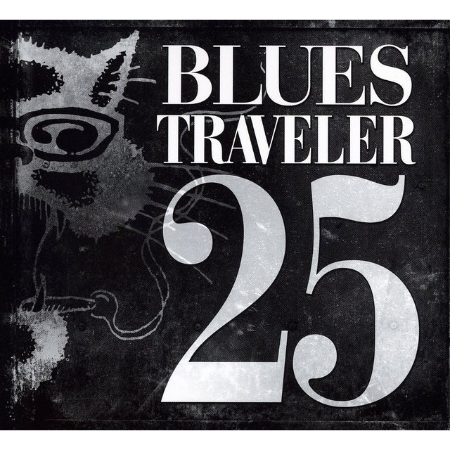 Blues Traveler 25 CD