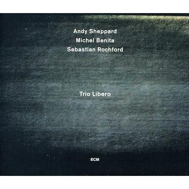 Andy Sheppard TRIO LIBERO CD
