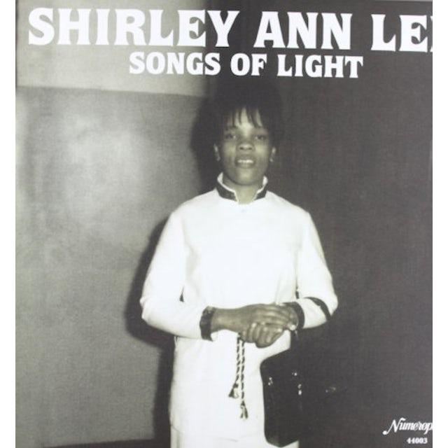 Shirley Ann Lee SONGS OF LIGHT Vinyl Record