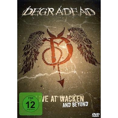 LIVE AT WACKEN & BEYOND DVD