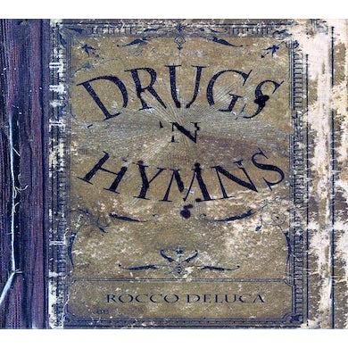 Rocco Deluca & Burden DRUGS N HYMNS CD
