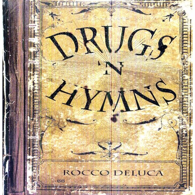 Rocco Deluca & Burden DRUGS N HYMNS Vinyl Record