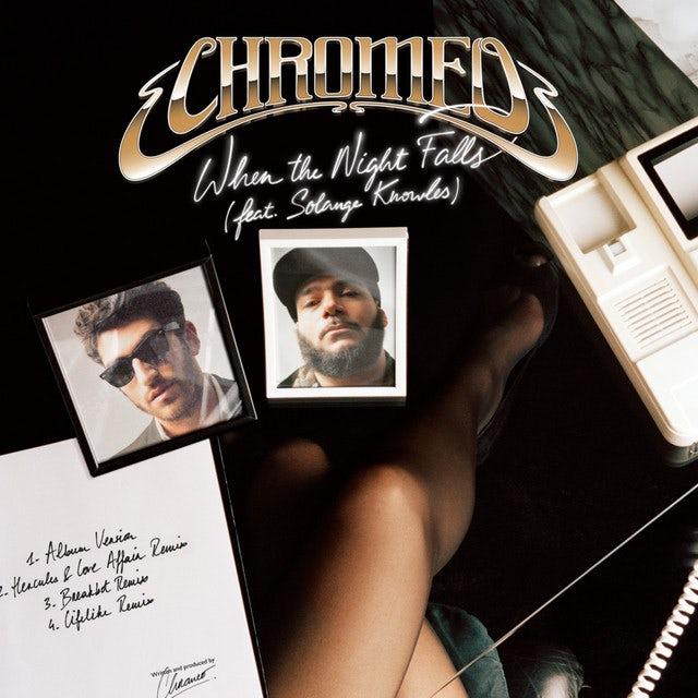 Chromeo WHEN THE NIGHT FALLS Vinyl Record