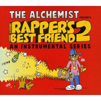 The Alchemist RAPPER'S BEST FRIEND 2 CD