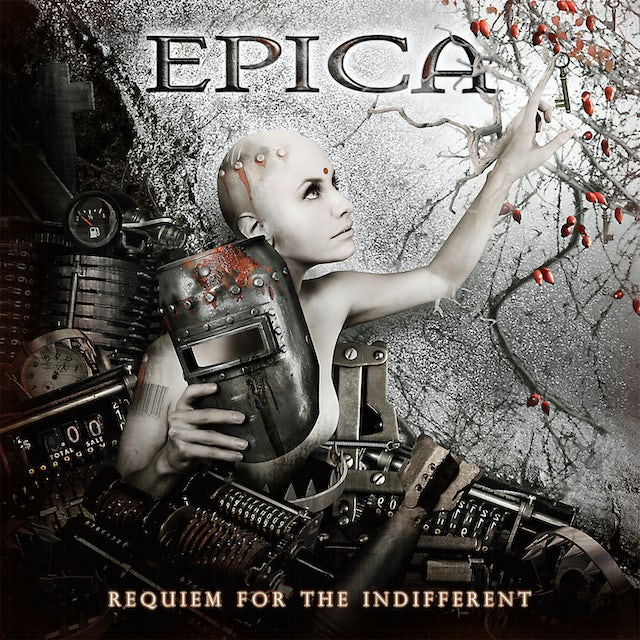 Epica REQUIEM FOR THE INDIFFERENT CD