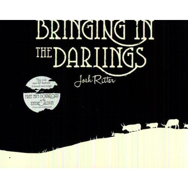 Josh Ritter BRINGING IN THE DARLINGS Vinyl Record