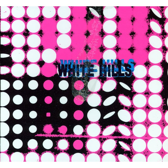 White Hills FRYING ON THIS ROCK CD