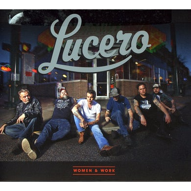 Lucero WOMEN & WORK CD