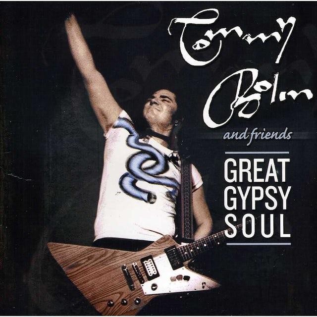 Tommy Bolin & Friends GREAT GYPSY SOUL CD
