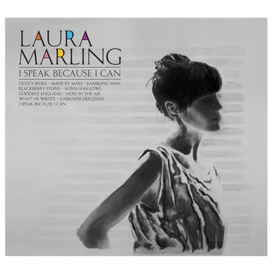 Laura Marling I SPEAK BECAUSE I CAN CD