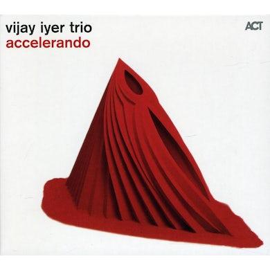 Vijay Iyer ACCELERANDO CD