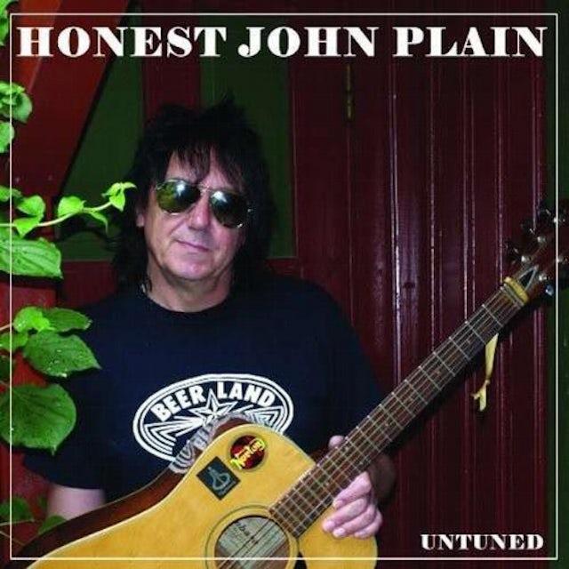 Honest John Plain UNTUNED Vinyl Record