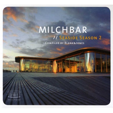 Blank & Jones MILCHBAR 2 CD