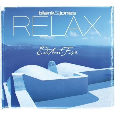 Blank & Jones RELAX EDITION FIVE CD