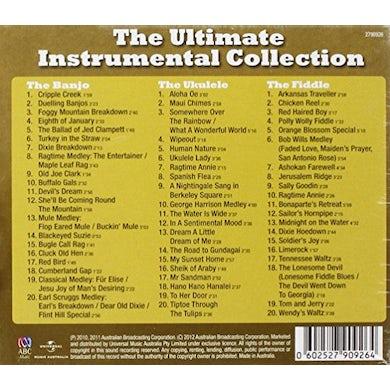 John Kane ULTIMATE INSTRUMENTAL COLLECTION CD