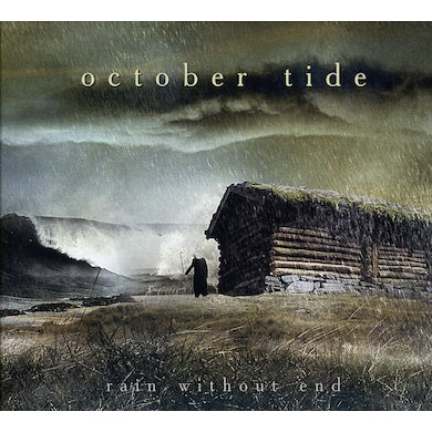 October Tide RAIN WITHOUT END CD