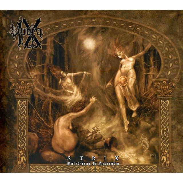 Opera IX STRIX: MALEDICTE IN AETERNUM CD