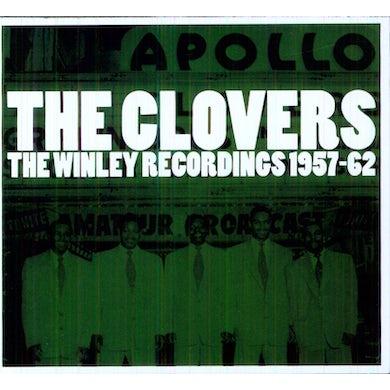Clovers WINLEY RECORDINGS 1957-62 CD