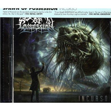 Spawn Of Possession INCURSO CD