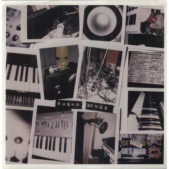 Rusko SONGS Vinyl Record