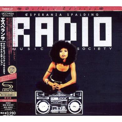 Esperanza Spalding RADIO MUSIC SOCIETY CD