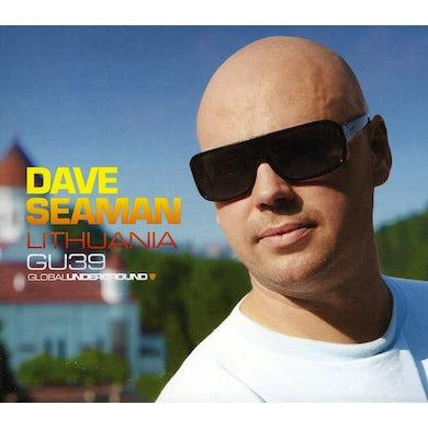 Dave Seaman GU39: LITHUANIA CD