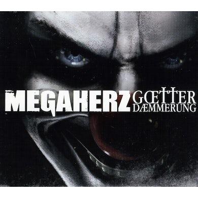 Megaherz GOTTERDAMMERUNG CD