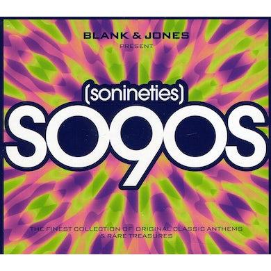 Blank & Jones SO90S (SO NINETIES) 1 CD