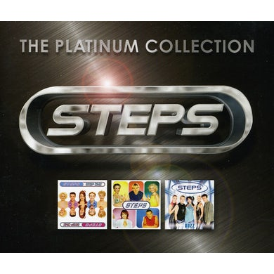 Steps PLATINUM COLLECTION CD