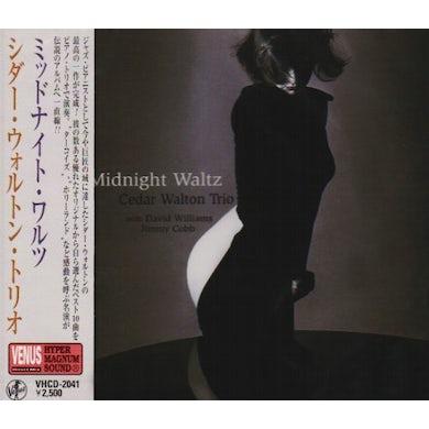 Cedar Walton MIDNIGHT WALTZ CD