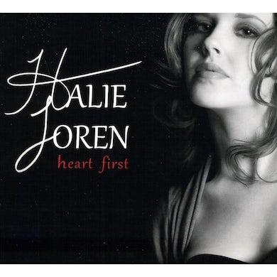 Halie Loren HEART FIRST CD