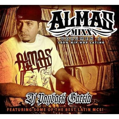 DJ Payback Garcia ALMAS MIXX 2 CD