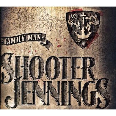 Shooter Jennings FAMILY MAN CD