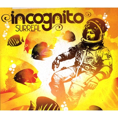 Incognito SURREAL CD