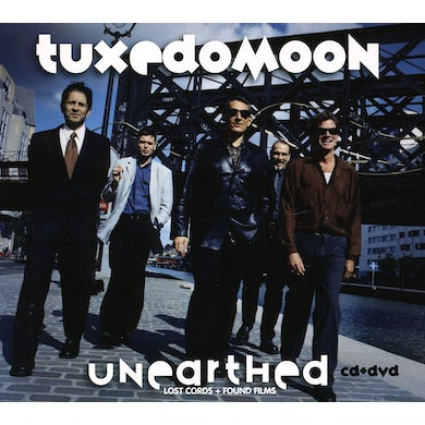 Tuxedomoon UNEARTHED CD
