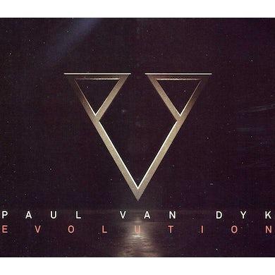 Paul Van Dyk EVOLUTION CD