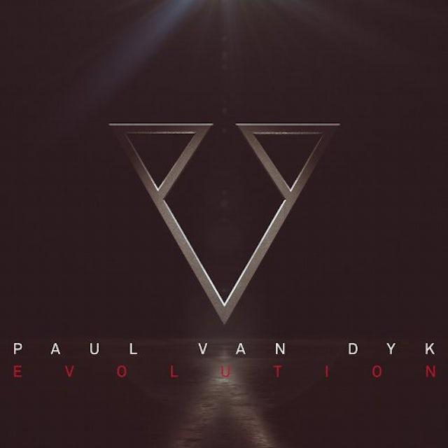 Paul Van Dyk EVOLUTION Vinyl Record