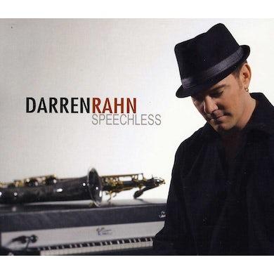 Darren Rahn SPEECHLESS CD