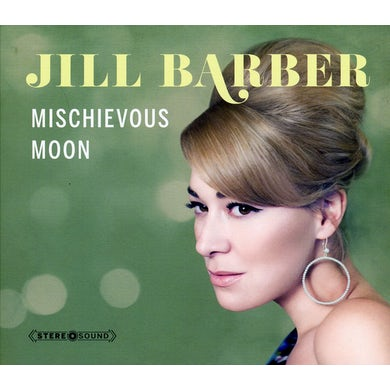 Jill Barber MISCHIEVOUS MOON CD