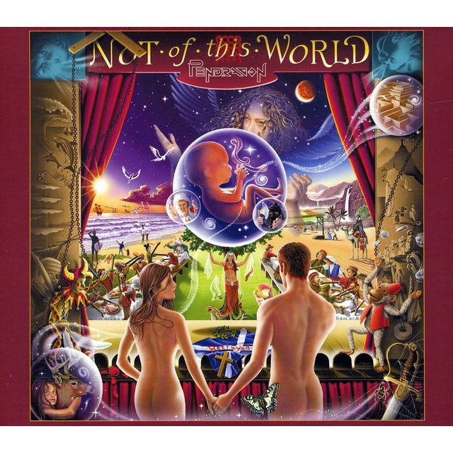 Pendragon NOT OF THIS WORLD CD