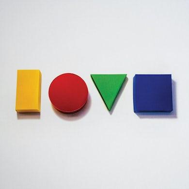 Jason Mraz LOVE IS A FOUR LETTER WORD CD
