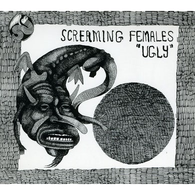Screaming Females UGLY CD
