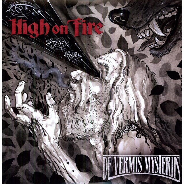 High On Fire DE VERMIS MYSTERIIS Vinyl Record