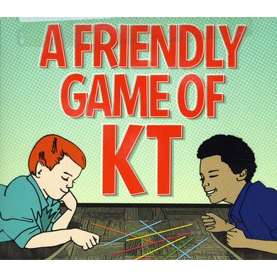 14Kt  FRIENDLY GAME OF KT CD
