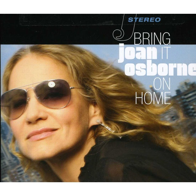 Joan Osborne BRING IT ON HOME CD